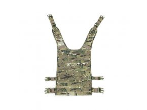 Zádový panel k Chest Rigům WARRIOR ASSAULT SYSTEMS Elite Ops Back Panel - MultiCam