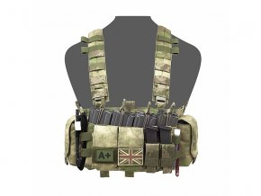 Hrudní nosič WARRIOR ASSAULT SYSTEMS Falcon Chest Rig - A-TACS FG