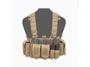 Hrudní nosič WARRIOR ASSAULT SYSTEMS Falcon Chest Rig - Coyote Tan