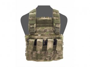 Hrudní nosič WARRIOR ASSAULT SYSTEMS Gladiator Chest Rig - A-TACS FG