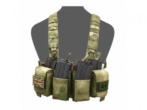 Hrudní nosič WARRIOR ASSAULT SYSTEMS - PATHFINDER Chest Rig - A-TACS FG