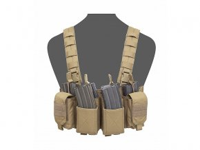 Hrudní nosič WARRIOR ASSAULT SYSTEMS - PATHFINDER Chest Rig - Coyote Tan