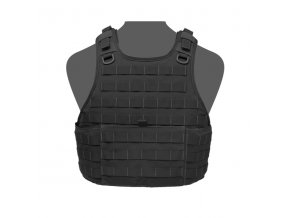 Nosič plátů WARRIOR ASSAULT SYSTEMS Ricas Compact Base Plate Carrier - Black