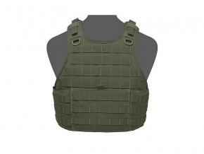 Nosič plátů WARRIOR ASSAULT SYSTEMS Ricas Compact Base Plate Carrier - Olive Drab