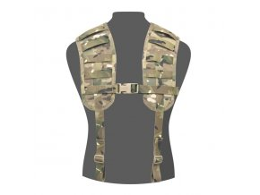 Tracky WARRIOR ASSAULT SYSTEMS Elite Ops MOLLE Harness - MultiCam