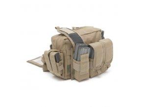 Brašna WARRIOR ASSAULT SYSTEMS Elite Ops Standard Grab Bag - Coyote Tan