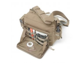Brašna WARRIOR ASSAULT SYSTEMS Elite Ops Command Grab Bag - Coyote Tan
