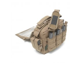 Brašna WARRIOR ASSAULT SYSTEMS Elite Ops Low Profile Grab Bag - Coyote Tan