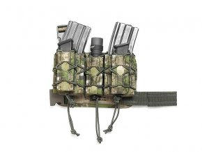 Taktické stehenní pouzdro WARRIOR ASSAULT SYSTEMS Sabre Leg Rig MK1 - A-TACS FG