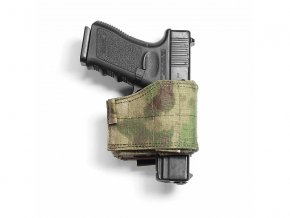 Pistolové pouzdro WARRIOR ASSAULT SYSTEMS Universal Pistol Holster - A-TACS FG