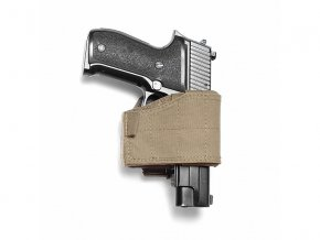 Pistolové pouzdro WARRIOR ASSAULT SYSTEMS Universal Pistol Holster - Coyote Tan