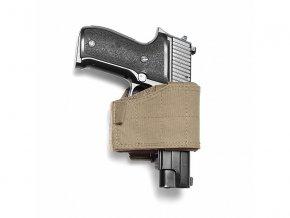 Pistolové pouzdro WARRIOR ASSAULT SYSTEMS Universal Pistol Holster - Coyote Tan
