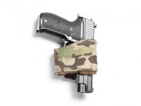 Pistolové pouzdro WARRIOR ASSAULT SYSTEMS Universal Pistol Holster - MultiCam