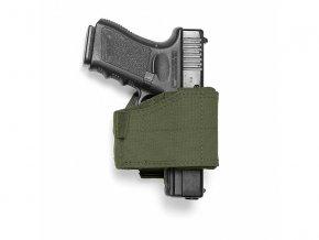 Pistolové pouzdro WARRIOR ASSAULT SYSTEMS Universal Pistol Holster - Olive Drab