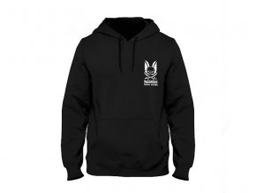 Mikina WARRIOR ASSAULT SYSTEMS Warrior Hoodie