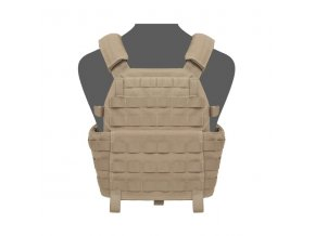 Nosič plátů WARRIOR ASSAULT SYSTEMS - DCS Base Plate Carrier - Coyote Tan