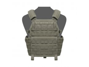 Nosič plátů WARRIOR ASSAULT SYSTEMS - DCS Base Plate Carrier - Ranger Green