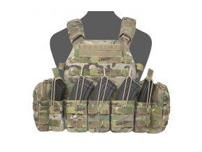 Nosič plátů WARRIOR ASSAULT SYSTEMS - DCS AK 7.62mm Plate Carrier - MultiCam