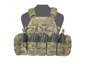 Nosič plátů WARRIOR ASSAULT SYSTEMS - DCS AK 7.62mm Plate Carrier - MultiCam