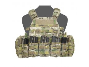Nosič plátů WARRIOR ASSAULT SYSTEMS - DCS G36 Plate Carrier - MultiCam