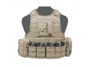 Nosič plátů WARRIOR ASSAULT SYSTEMS Raptor G36 - Coyote Tan