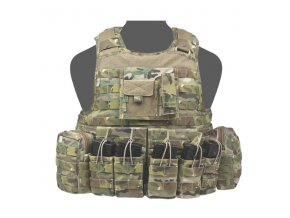 Nosič plátů WARRIOR ASSAULT SYSTEMS Raptor G36 - MultiCam®