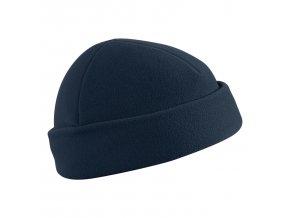 Fleecová čepice HELIKON Watch Cap - Navy Blue