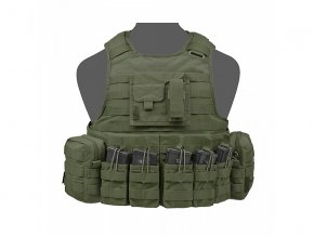Nosič plátů WARRIOR ASSAULT SYSTEMS Raptor G36 - Olive Drab