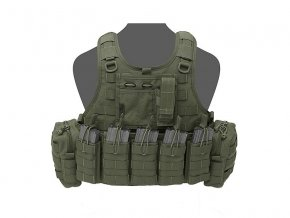 Nosič plátů WARRIOR ASSAULT SYSTEMS Ricas Compact DA 5.56mm Plate Carrier - Olive Drab