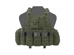 Nosič plátů WARRIOR ASSAULT SYSTEMS Ricas Compact G36 Plate Carrier - Olive Drab