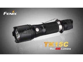 LED svítilna FENIX TK15C