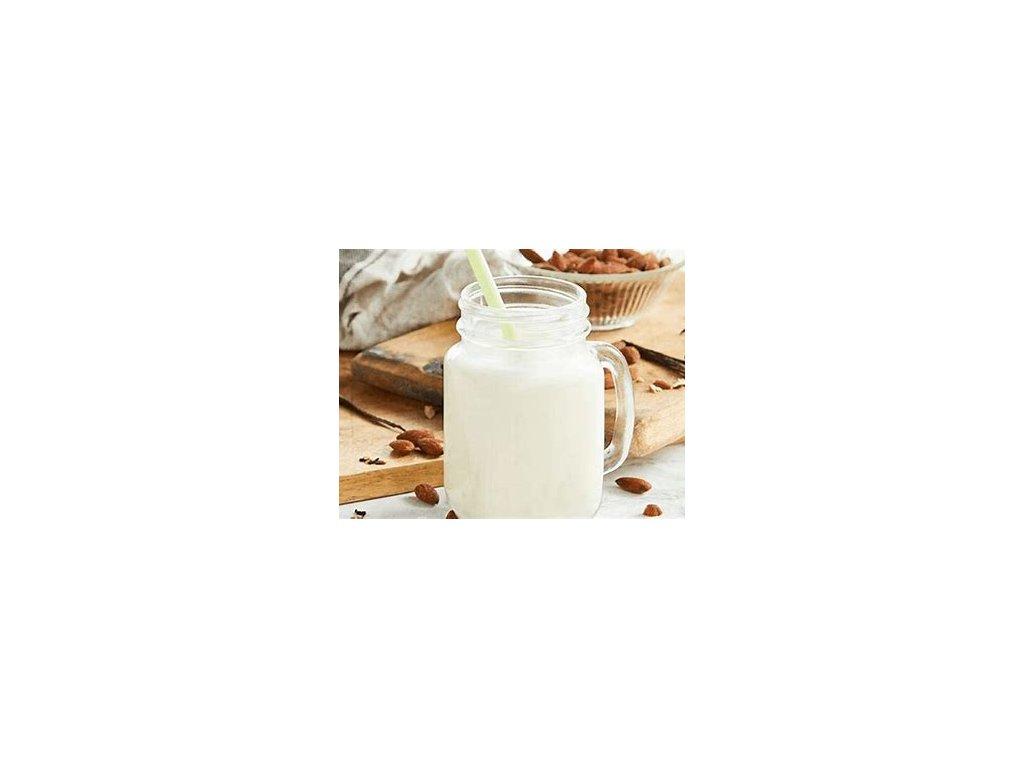 vanilka s mandlí