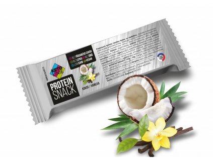 tyčinka kokos
