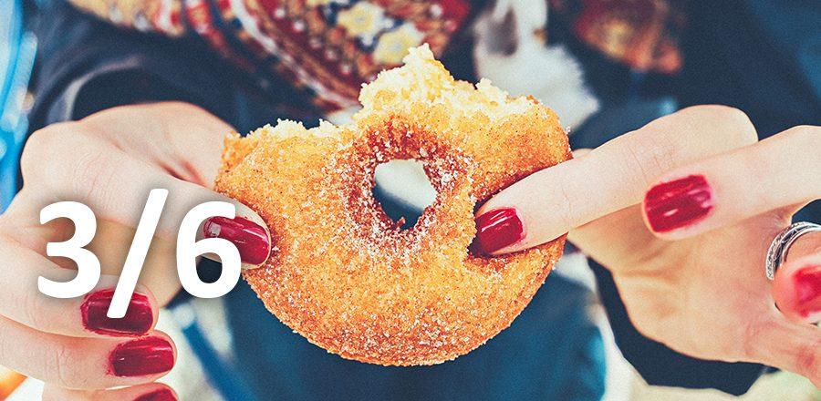 Výživový seriál (3/6): Denní příjem cukru pro průměrnou ženu
