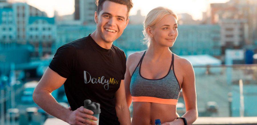 DailyMix – revoluce ve stravování