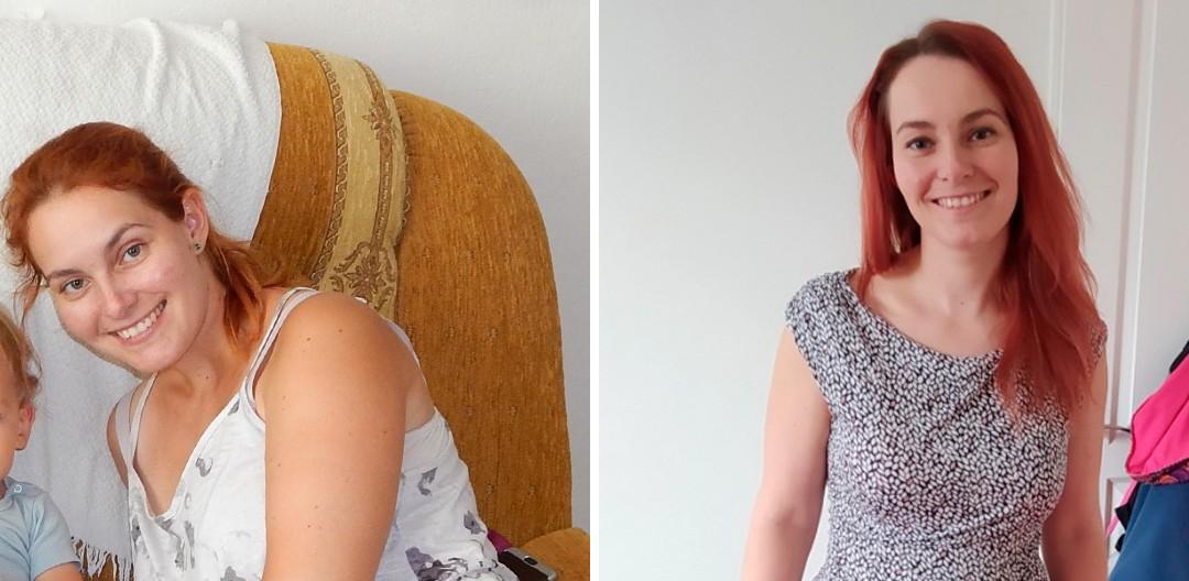 Jana kvůli depresím přibrala 15 kg. KetoMix jí pomohl zpátky do formy