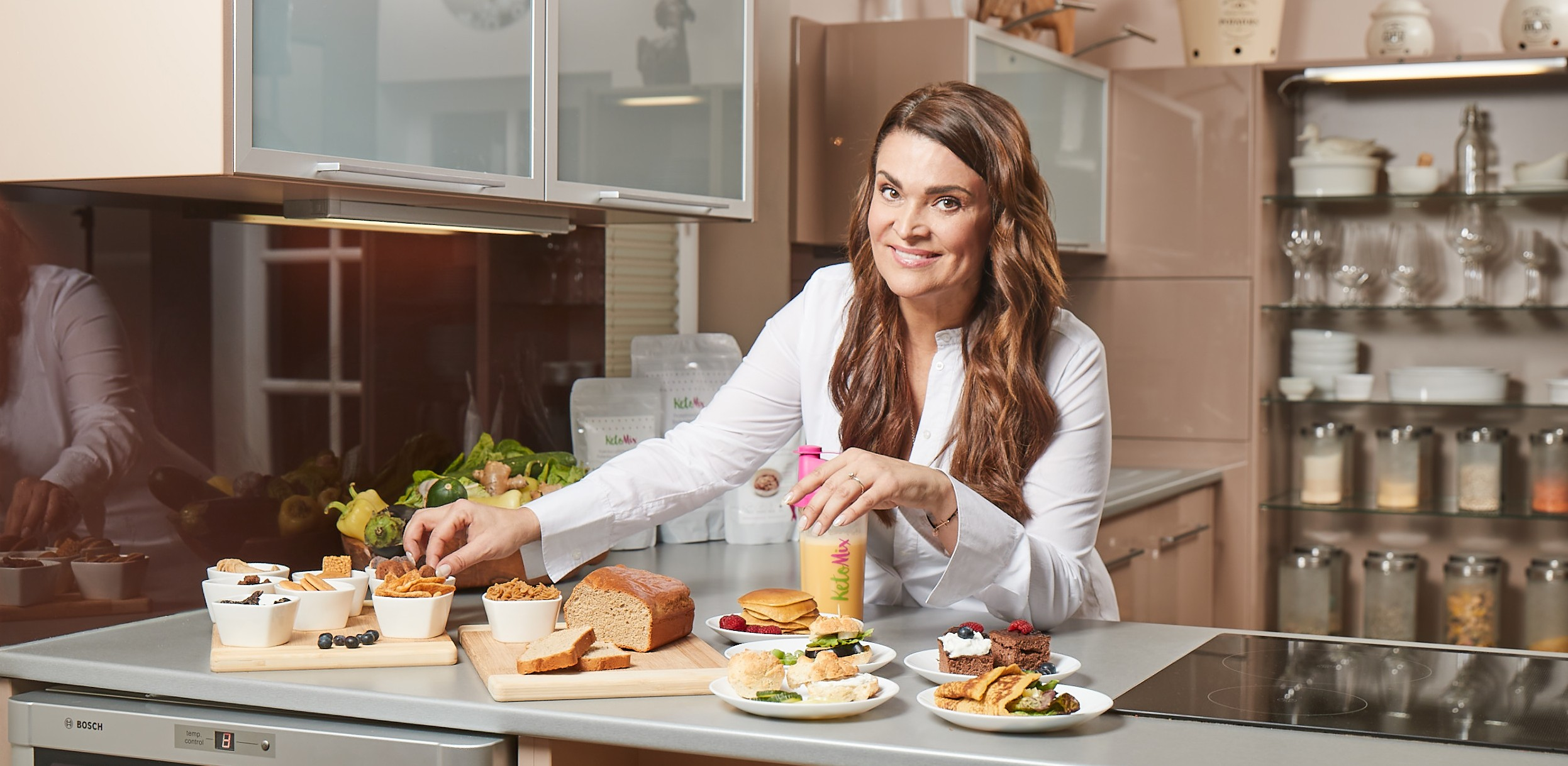 Mahulena Bočanová se zamilovala do KetoMix diety