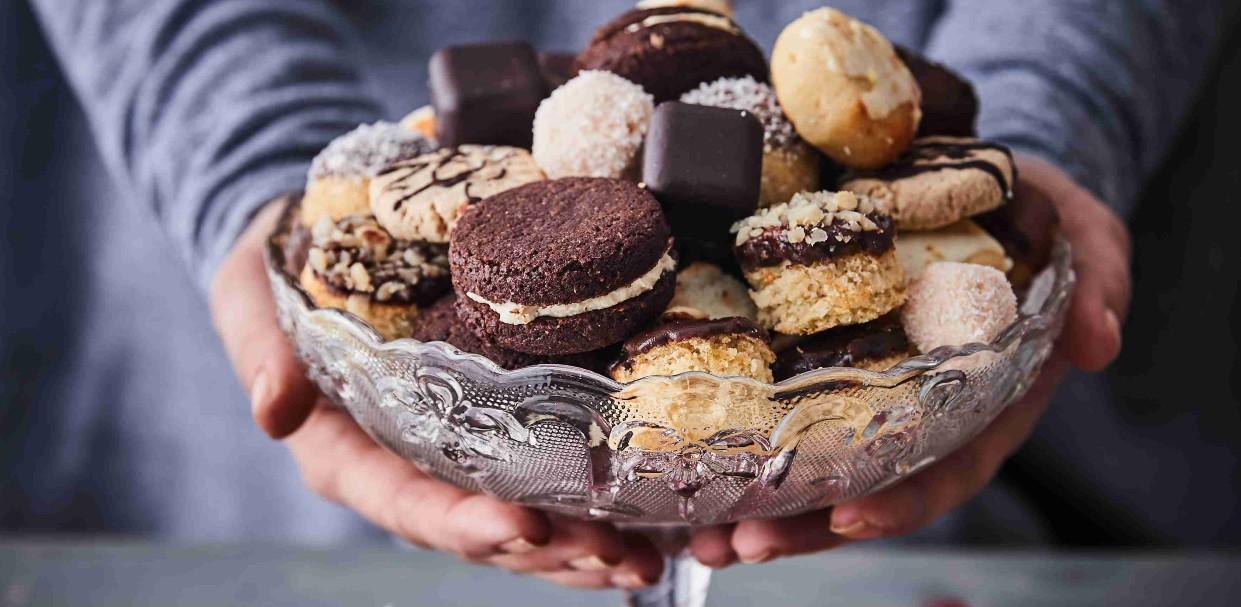 Vánoční low carb cukroví – 15 nejlepších receptů
