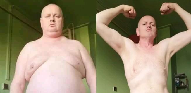 Jiří se s KetoMixem dostal poprvé  na svou vysněnou váhu!