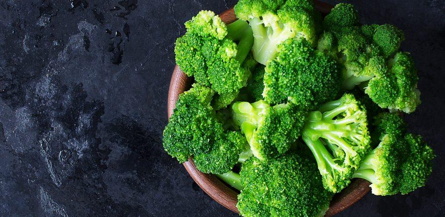 Brokolicové krokety z trouby