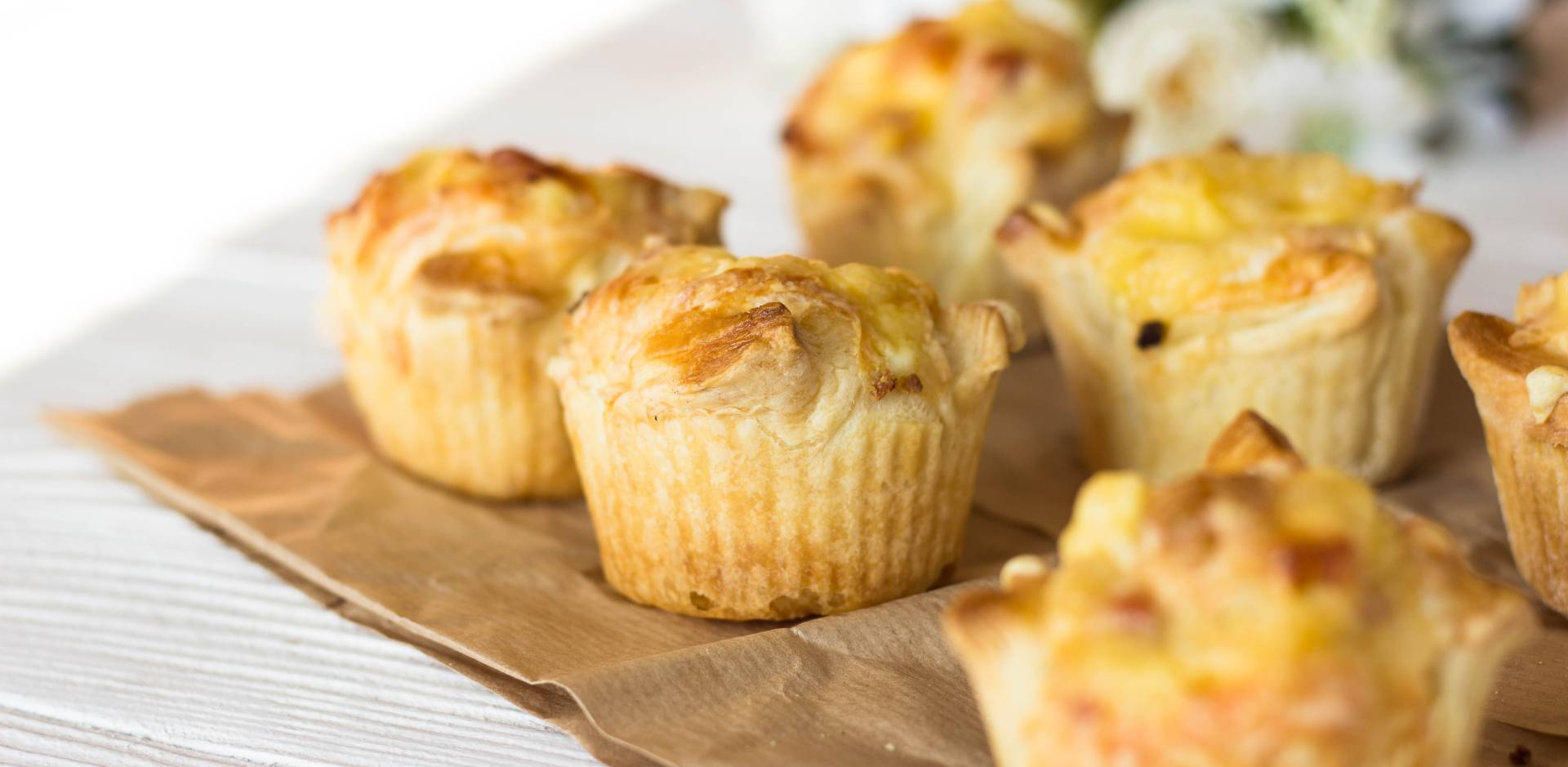Slané mini muffiny