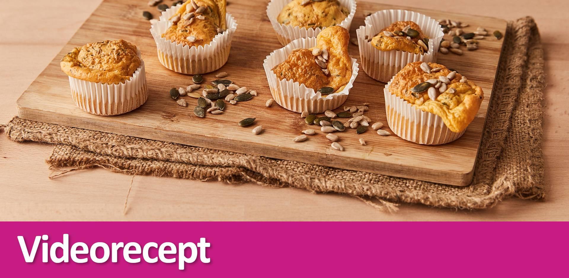 Slané muffiny pro každou příležitost