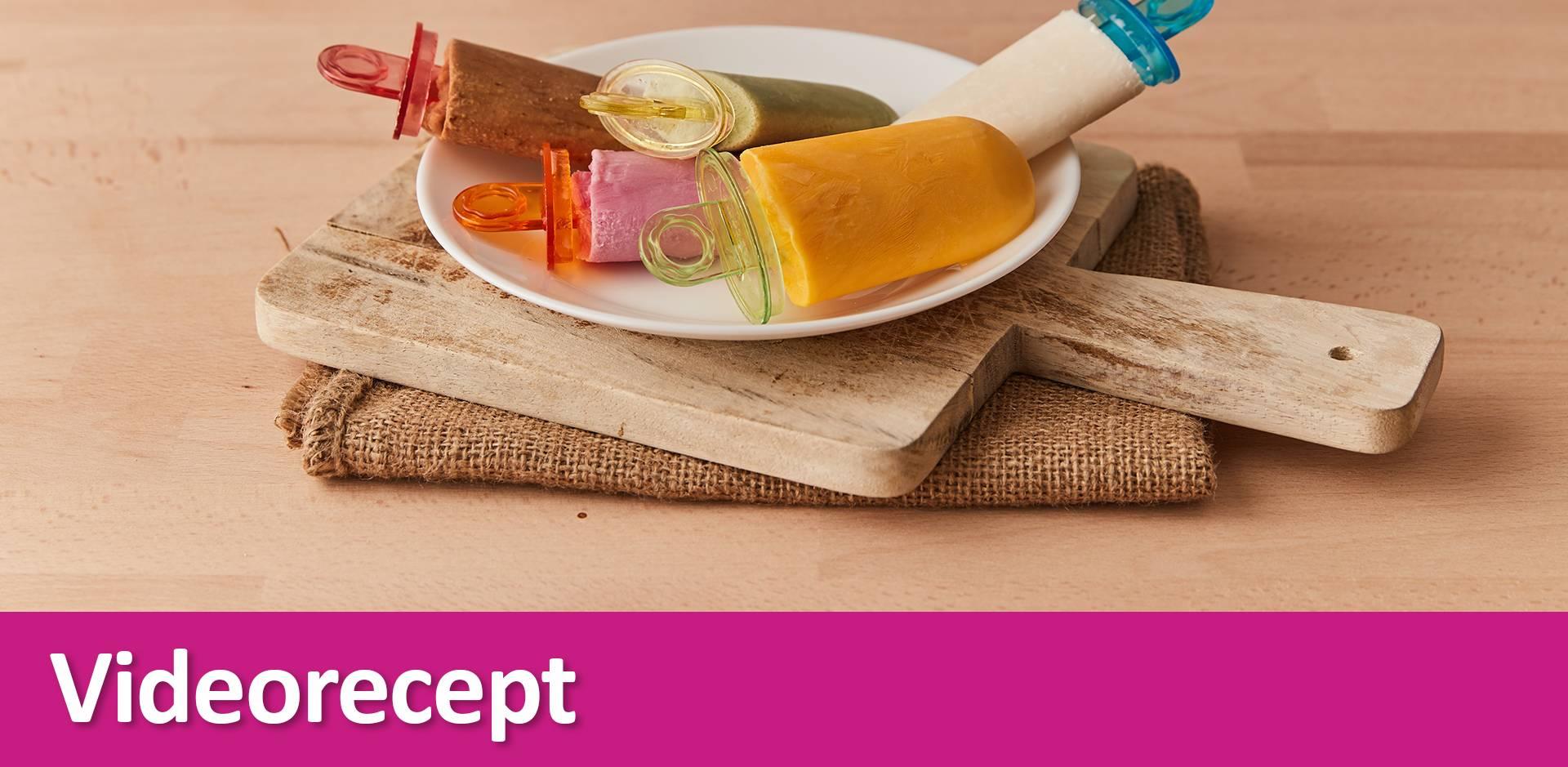 Sladké osvěžení - to je domácí proteinová zmrzlina