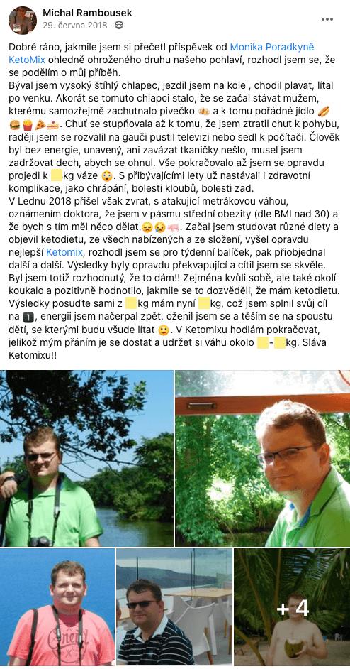 Facebook ketomix 6
