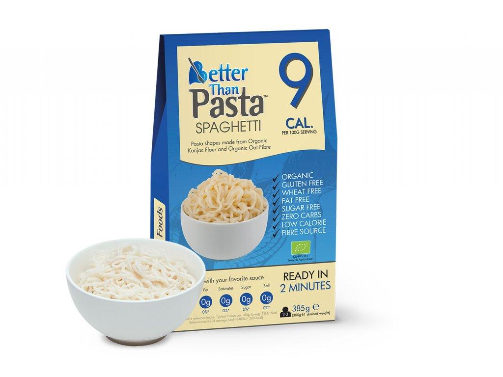 Konjakové bezsacharidové špagety (15+5 zdarma)
