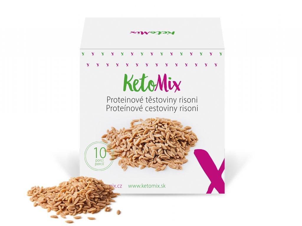 Proteinové těstoviny risoni(10 porcí)
