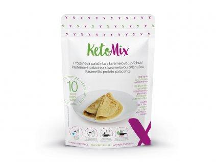 Proteinová palačinka s karamelovou příchutí (10 porcí)