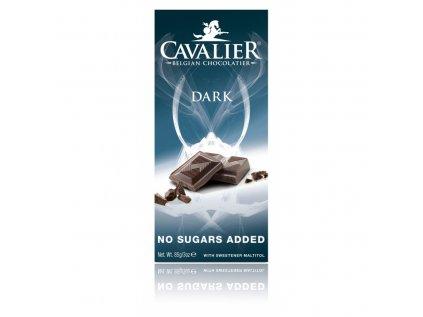 Čokoláda DARK (slazená maltitolem)