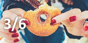 Táplálkozási sorozat (3/6): Egy átlagos nő napi cukorszükséglete