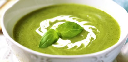 Olasz cukkini leves